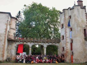 Image de l'environement d'un GN (chateau rénové)